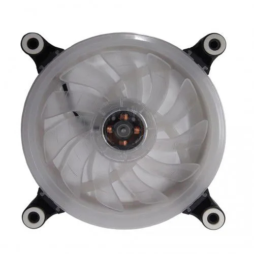 Cooler Fan BlueCase Ring BFR-09RGB RGB por Controlador 12cm