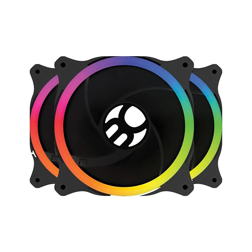 Cooler Fan BlueCase Ring BFR-13RGB 120mm RGB BFR13RGBCASE