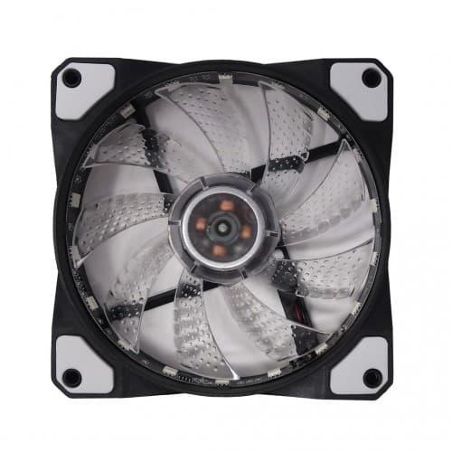 Cooler Fan RGB para Gabinete Bluecase - BF-08RGB