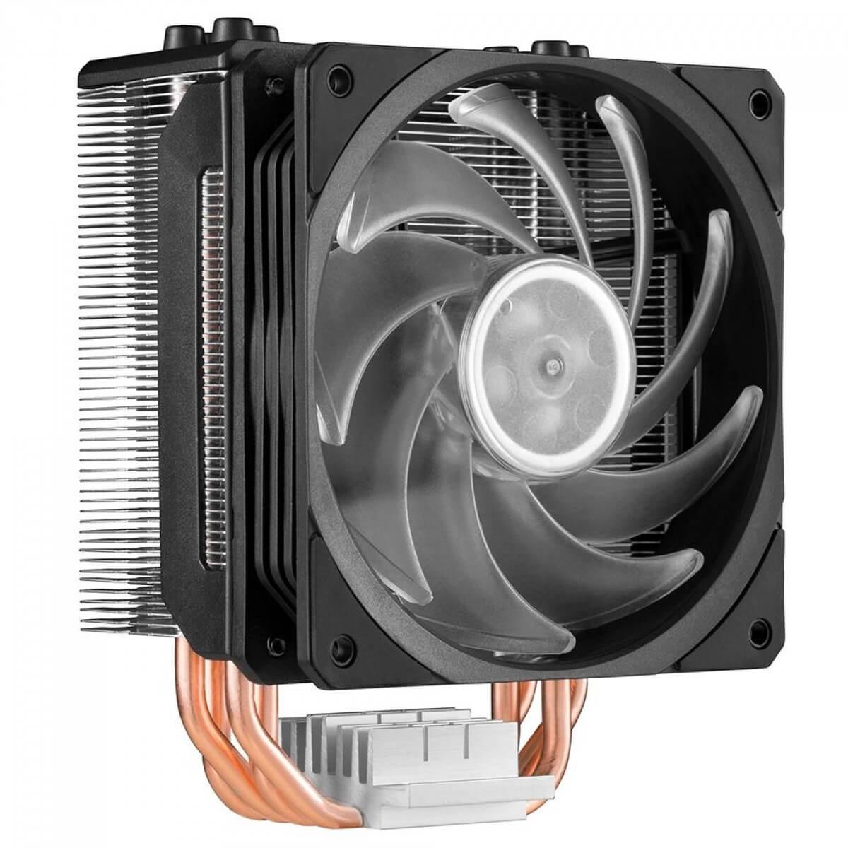 Cooler para Processador Hyper 212 Cooler Master Spectrum Intel AMD RGB RR-212A-20PD-R1