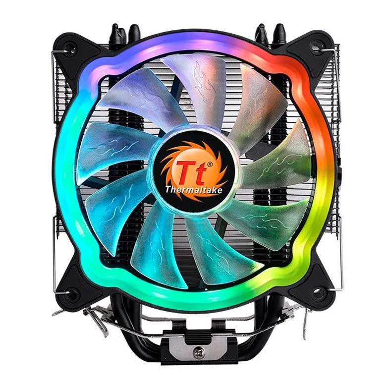 Cooler para Processador Thermaltake UX200 ARGB Lighting 120mm CL-P065-AL12SW-A