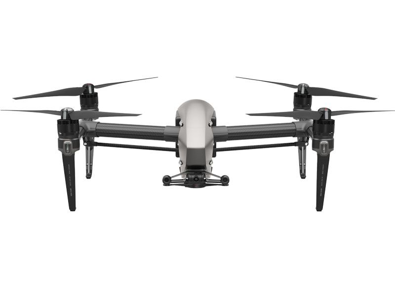 Drone DJI CP.BX.000166.02.EB Inspire 2 Combo