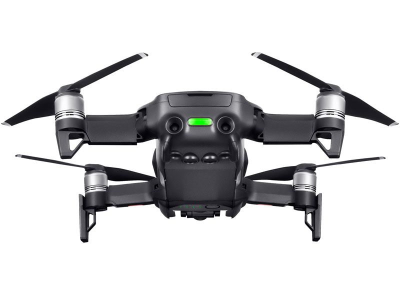 Drone DJI CP.PT.00000155.01 Mavic AIR FLY More Combo ONYX BK