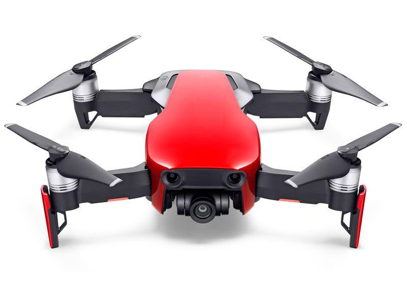 Drone DJI CP.PT.00000173.01 Mavic AIR FLY More Combo Flame