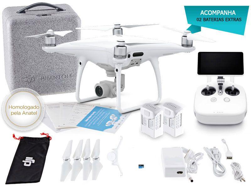 Drone DJI CP.PT.000554.EB Phantom 4 PRO+ Combo