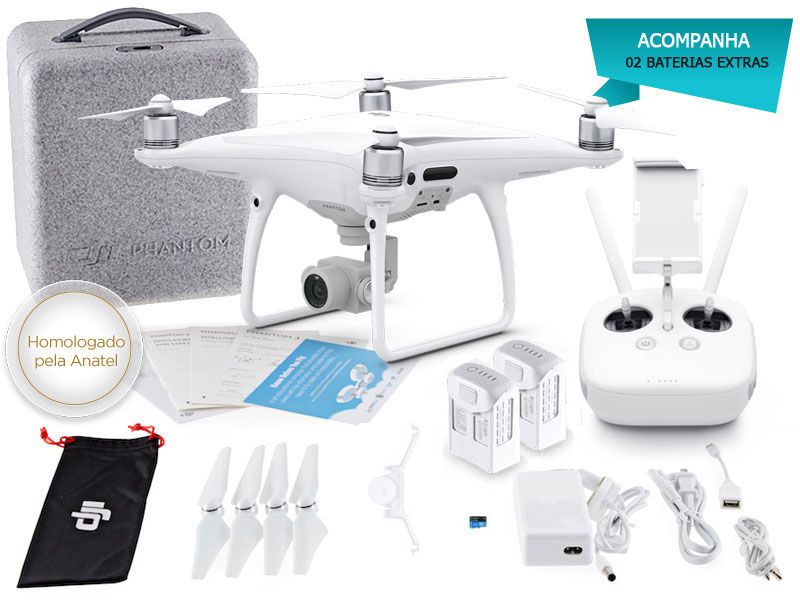 Drone DJI CP.PT.000694.EB Phantom 4 Advanced Combo