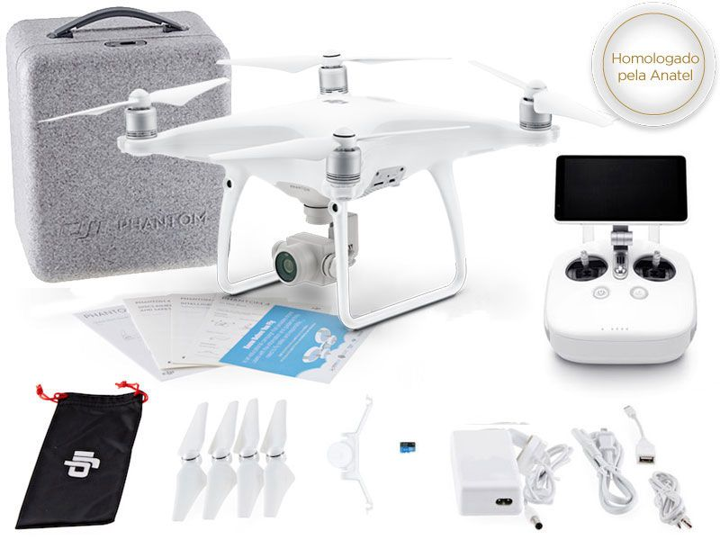 Drone DJI CP.PT.000703 Phantom 4 Advanced+