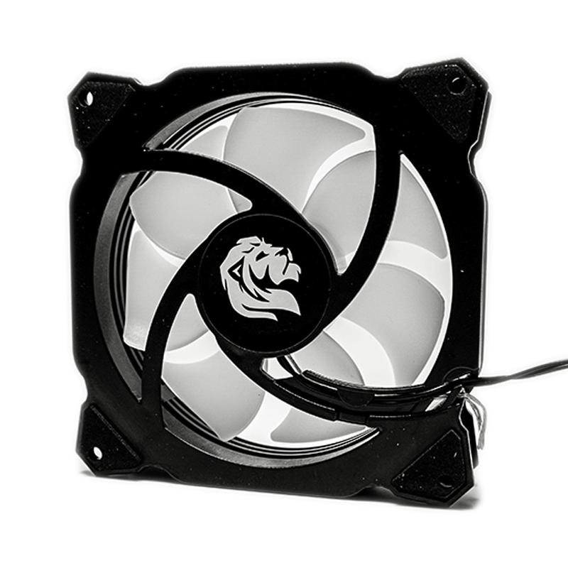 Fan Cooler Hayom Ventoinha FC1301 LED RGB