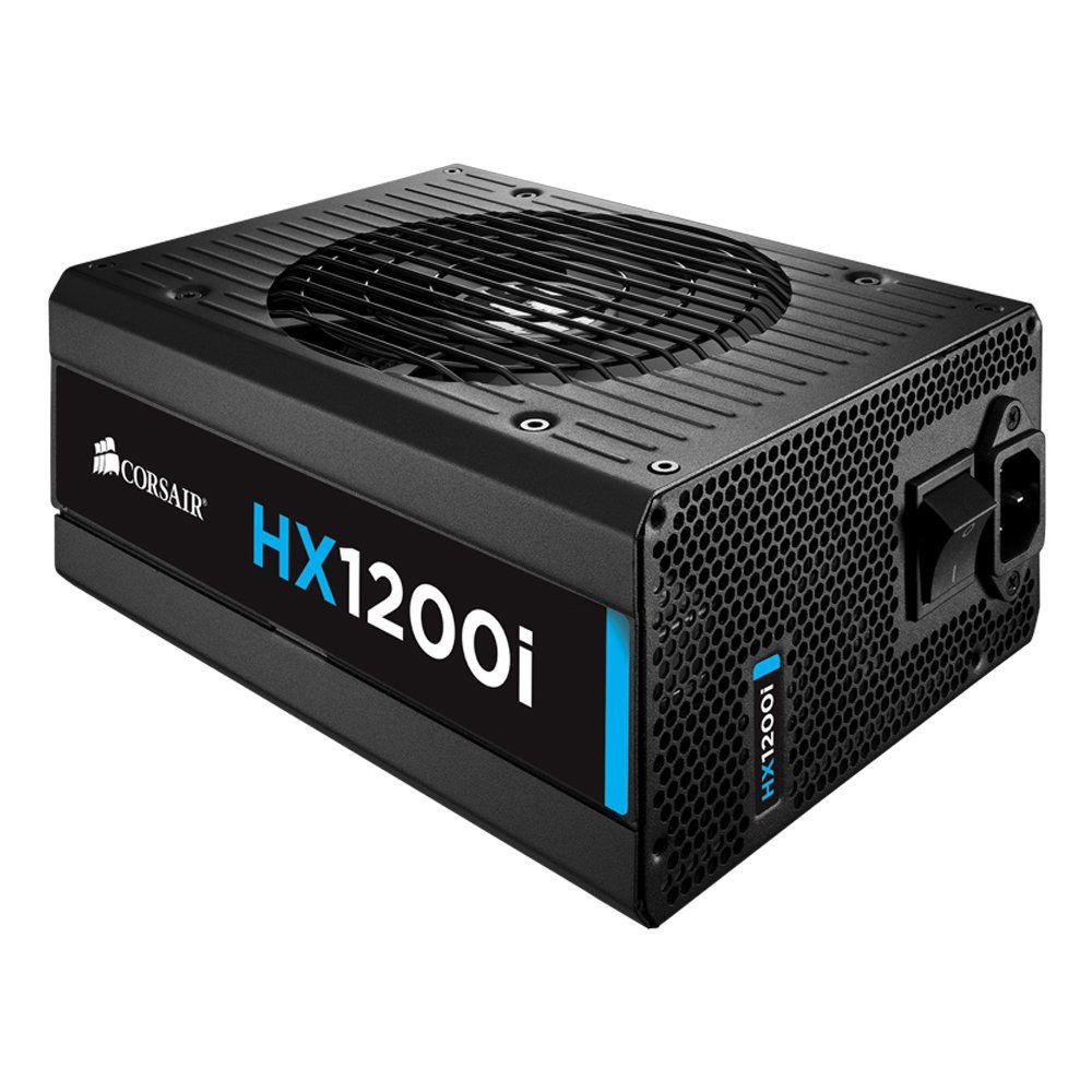 Fonte 1200W HX1200I Modular Platinum CP-9020070-WW Corsair