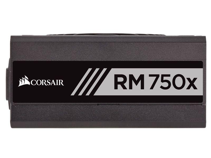 Fonte 80 PLUS GOLD Corsair RM750X RMX 750W ATX PFC Modular