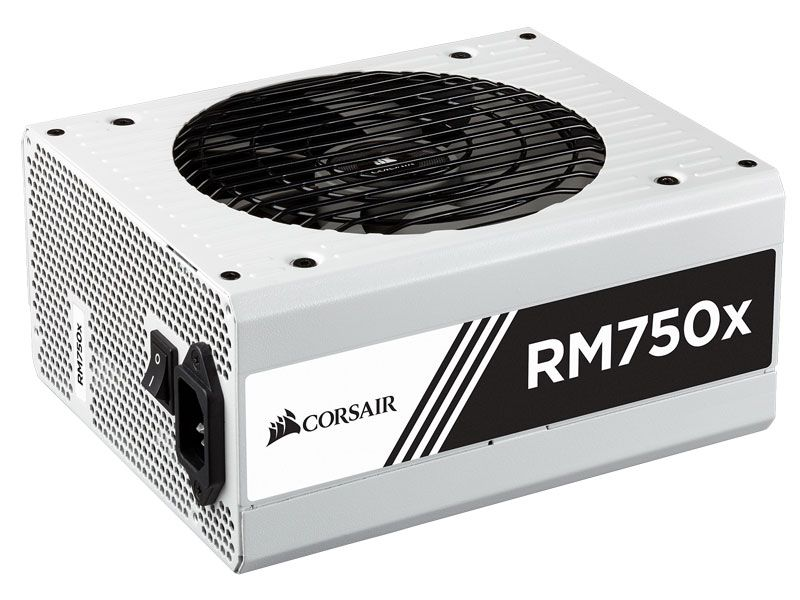 Fonte 80PLUS GOLD Corsair RM750X RMX 750W ATX PFC Modular