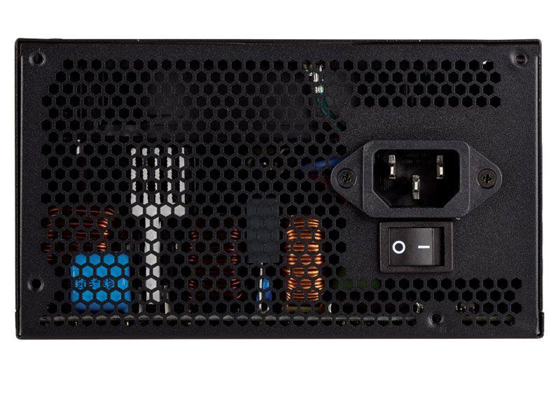 Fonte 80PLUS GOLD Corsair TX750 TX 750W ATX PFC  Modular