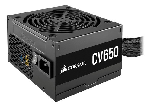 Fonte Corsair CV650 650W 80 Plus Bronze CP-9020211-BR