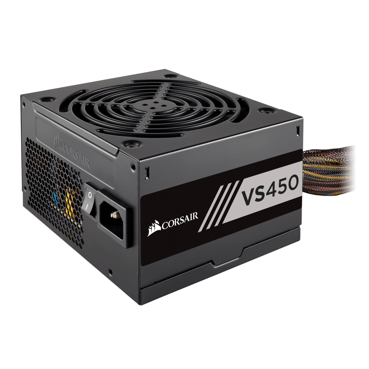 Fonte Corsair VS450 450W CP-9020049-WW 80 Plus White