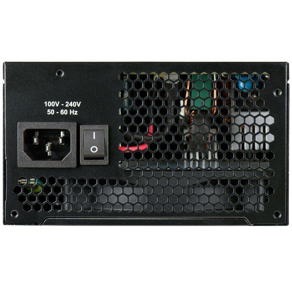 Fonte EVGA ATX 750W 750 100-N1-0750-L0 PFC Ativo