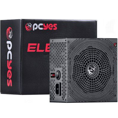 Fonte PCYes Electro V2 750W 80 Plus Bronze - ELECV2PTO750W