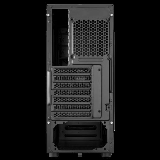 Gabinete Corsair Carbide SPEC 01 LED Vermelho CC-9011050-WW