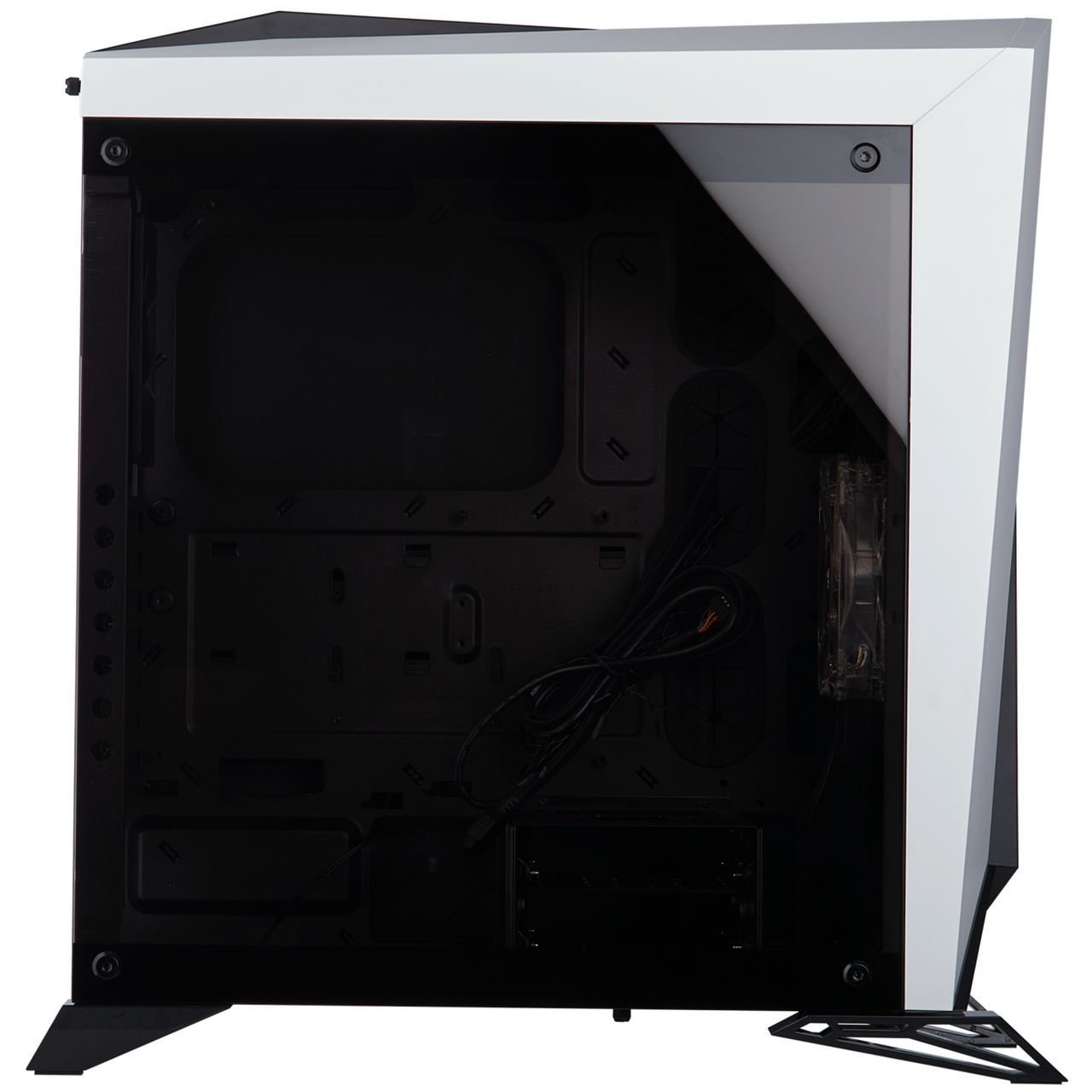 Gabinete Corsair Carbide SPEC Omega Vidro Preto Branco