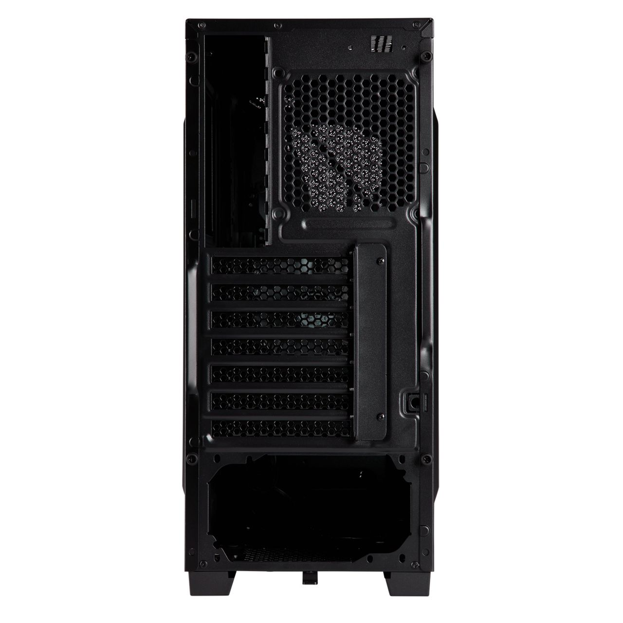 Gabinete Corsair SPEC-04 Carbide Series Preto/Cinza - CC-9011109-WW