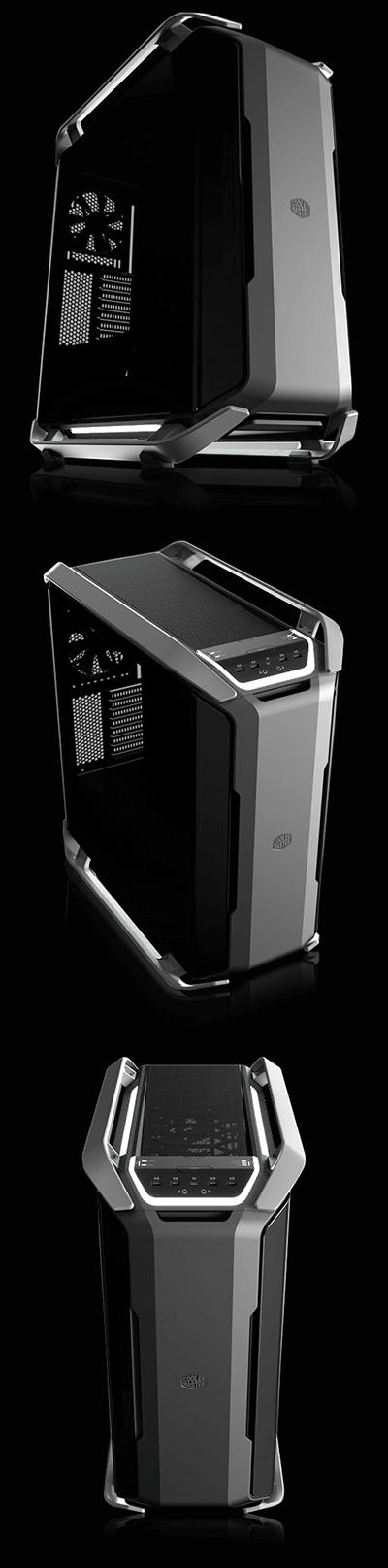 Gabinete Cosmos C700P ATX FULL Tower RGB  MCC-C700P-MG5N-S00
