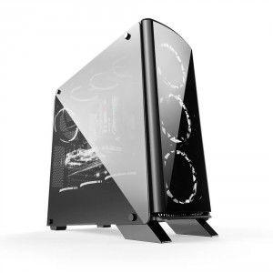 Gabinete Gamer Bluecase BG-007 USB 3.0 sem fonte
