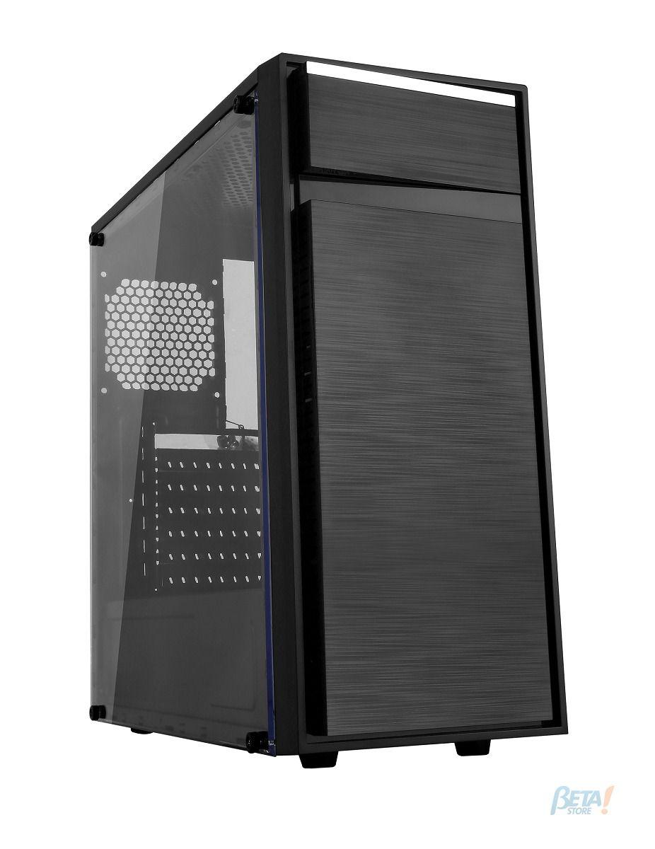 Gabinete Gamer Bluecase Bg-015 2 Baias Usb 3,0 Sem Fonte