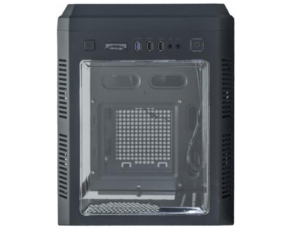 Gabinete Gamer K-mex Microcraft V Preto CG05RC