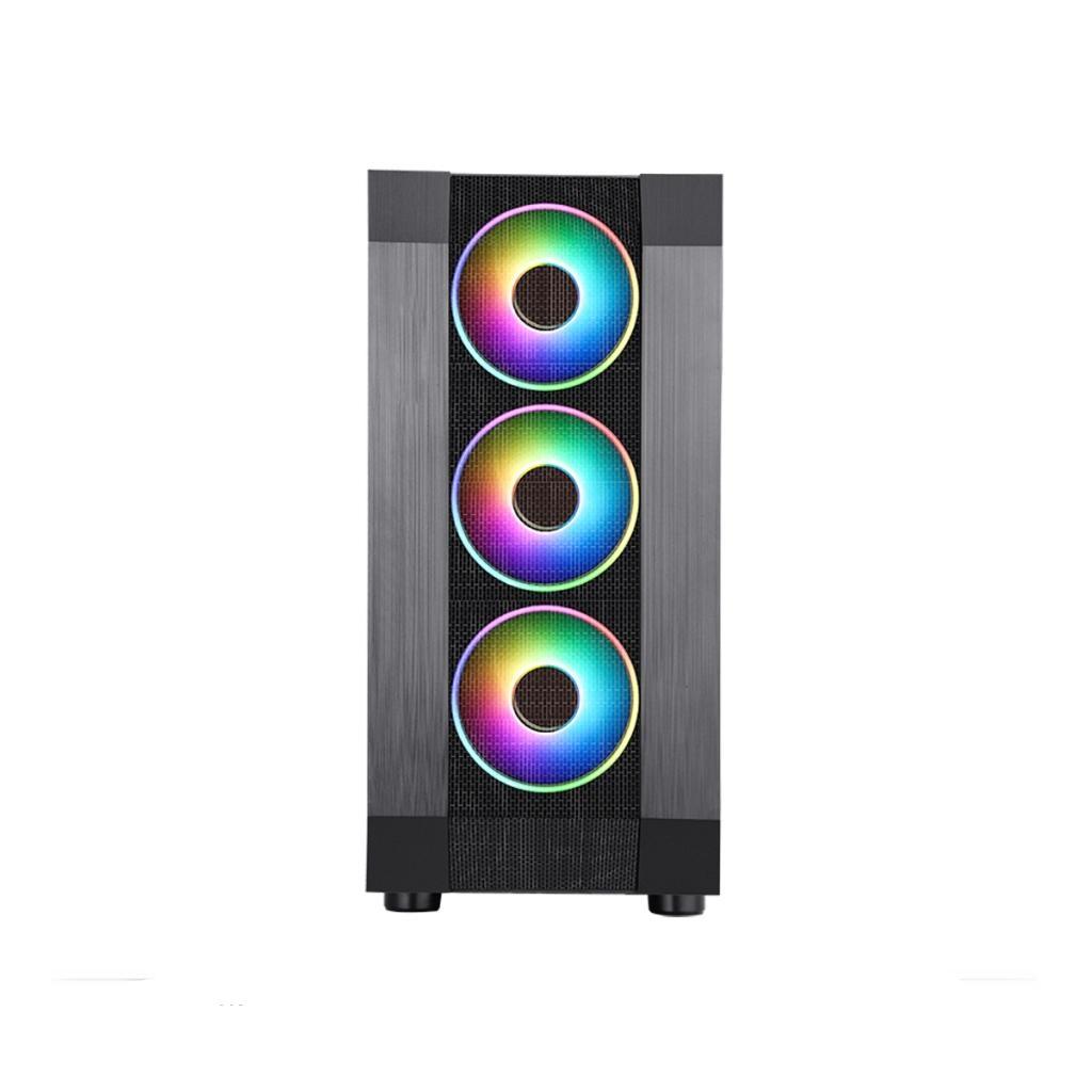 Gabinete Gamer PIXXO CG05 S/ Coolers ATX S/ Fonte