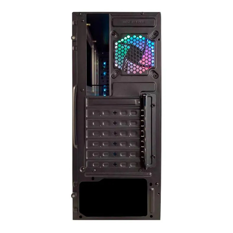 Gabinete Gamer Pixxo CGX910 Lateral Acrilica RGB C/ Cooler S/ Fonte