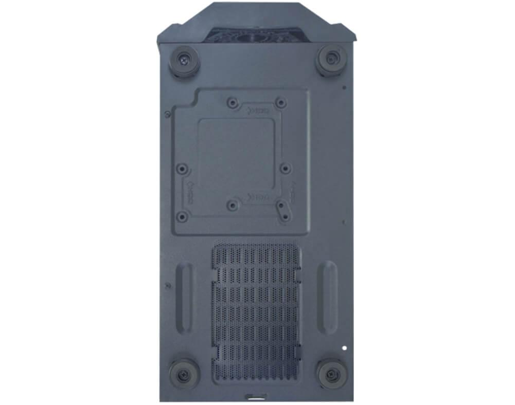Gabinete K-Mex Gamer Jaeger II led RGB USB 3.0 CG-02TJ