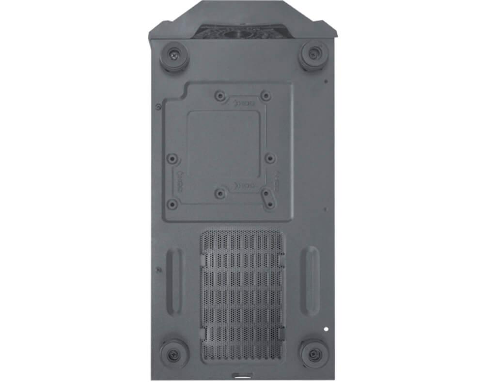 Gabinete K-Mex Gamer Jaeger III Chapa de led RGB USB 3.0 CG-03TJ