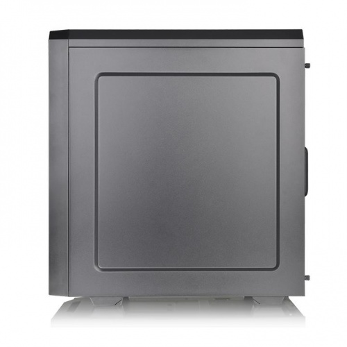 Gabinete Gamer ThermalTake V100 Mid Tower Black ATX Sem Fonte Com 1 Fan CA-1K7-00M1WN-00