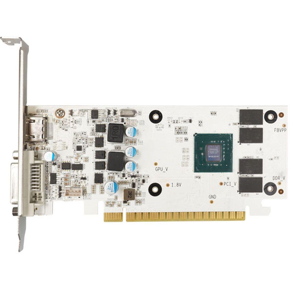 Geforce Galax GT Nvidia GT 1030 2GB DDR4 64BIT 1050MHZ HDMI