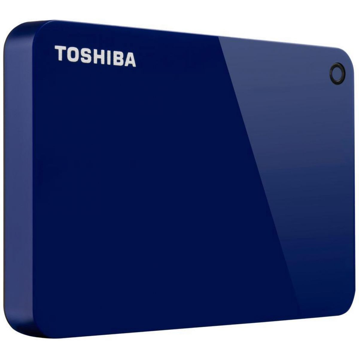 HD Externo Portatil Toshiba Canvio Advance 2TB AZUL - HDTC920XL3AA