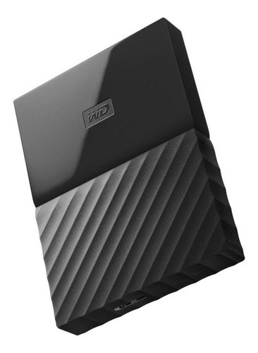 HD WD Externo Portátil My Passport 2TB USB 3.2 WDBYVG0020BBK