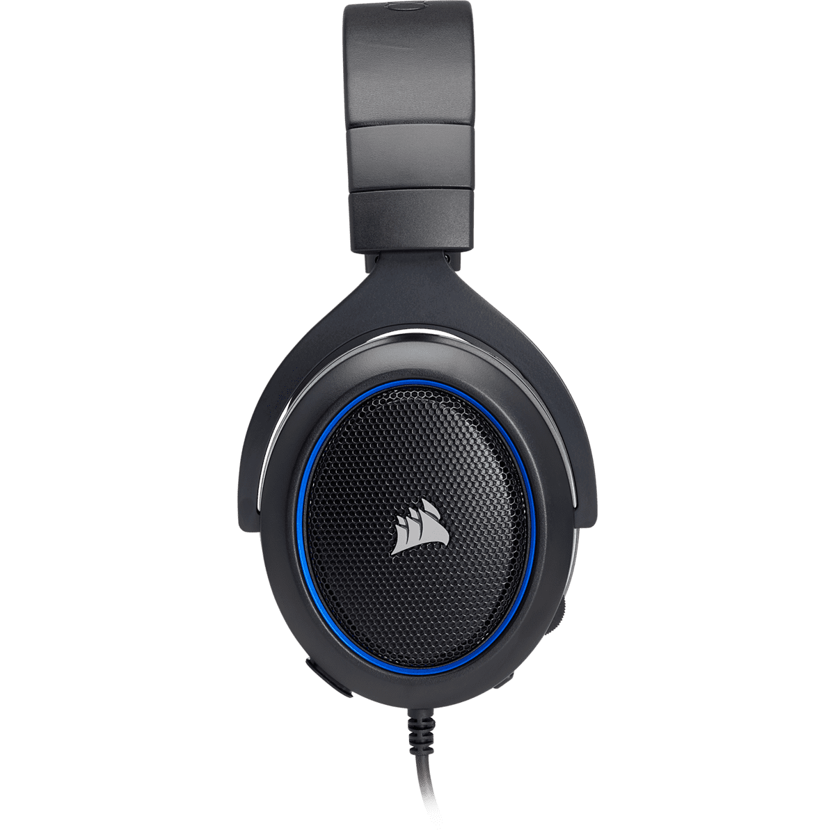 Headset Corsair Raptor HS50 Azul PC/PS4 CA-9011172-NA