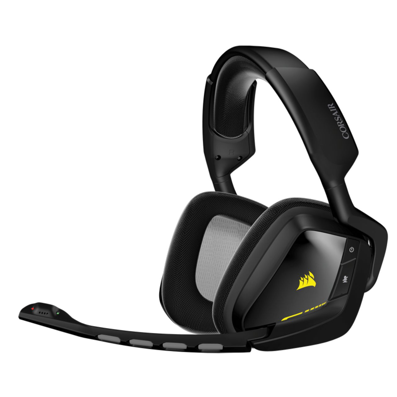 Headset Corsair VOID PRO RGB Wireless Dolby 7.1 USB Gaming CARBON CA-9011152-NA