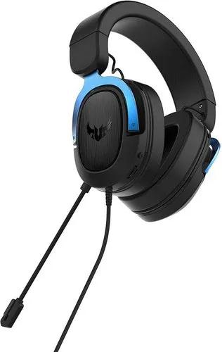 Headset Gamer Asus Tuf Gaming H3 Azul 7.1 PC PS4 Xbox Nintendo Switch