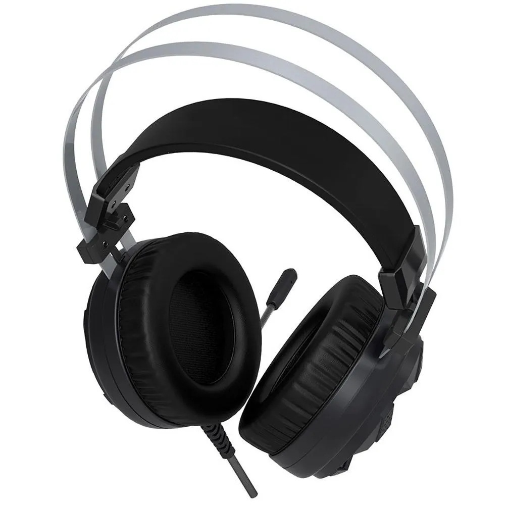 Headset Gamer C3Tech Vulture 7.1 Preto PH-G710BK