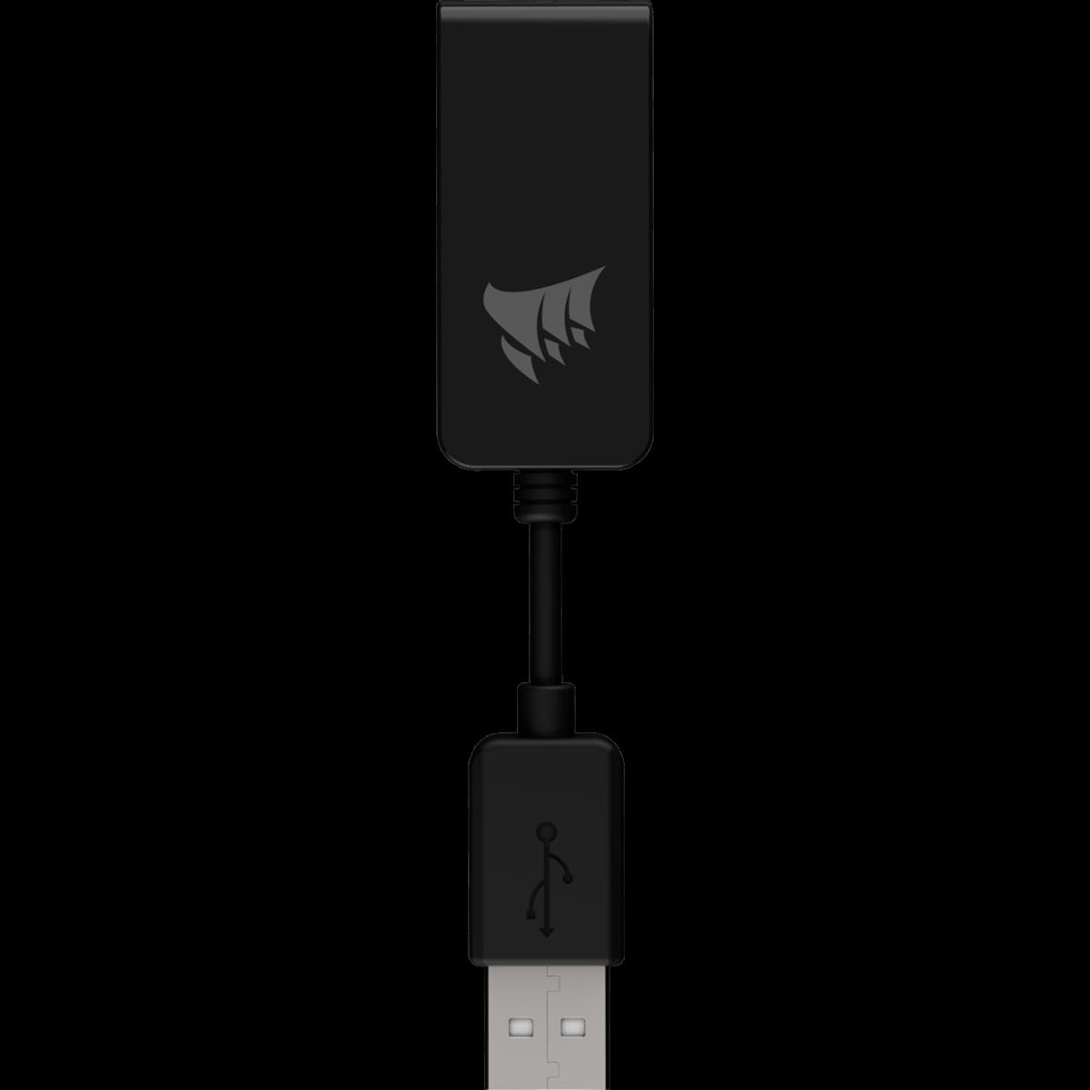 Headset Gamer Corsair HS60 Carbon 7.1 CA-9011173-NA