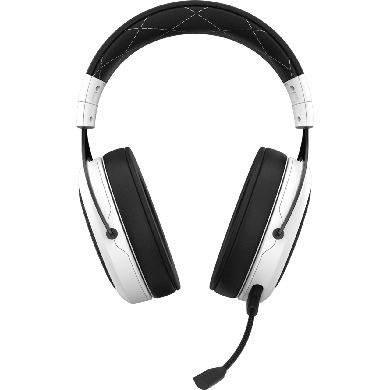 Headset Gamer Corsair HS70 Wireless Branco 7.1 Surround CA-9011177-NA
