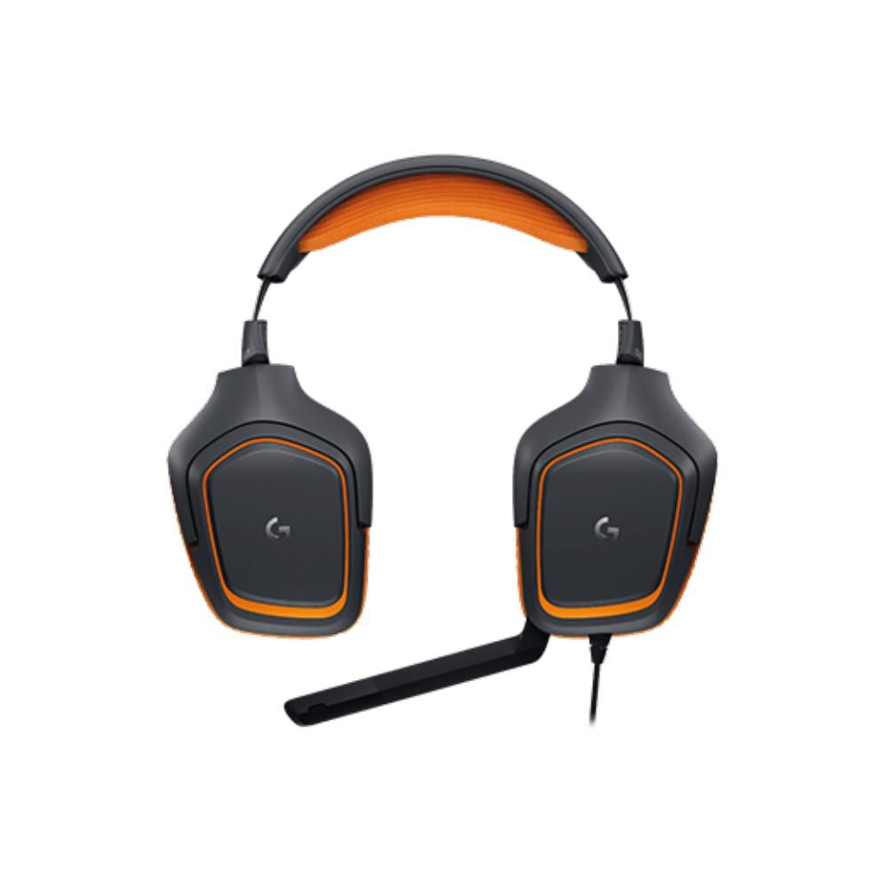 Headset Gamer G231 Logitech  - Compatível com Xbox One/PS4