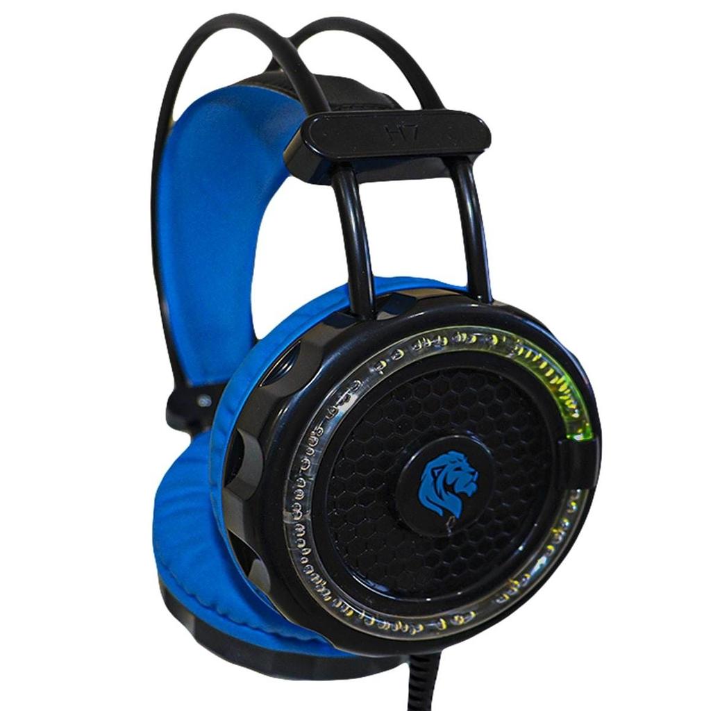 Headset Gamer Hayom com LED RGB - HF2201