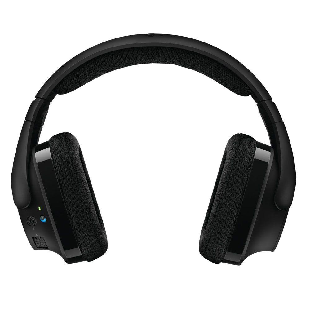 Headset Gamer Logitech G533 sem Fio 7.1 Surround PRO-G
