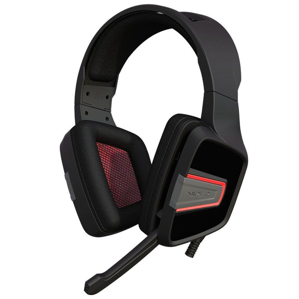 Headset Gamer Patriot V330 Viper 3.5MM  - PV3302JMK