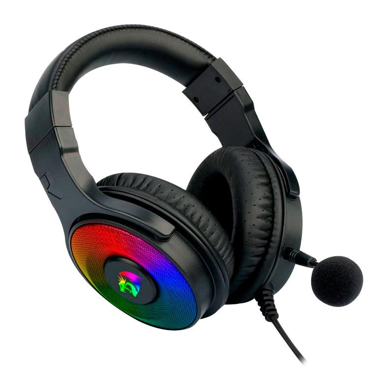 Headset Gamer Redragon Pandora RGB H350RGB