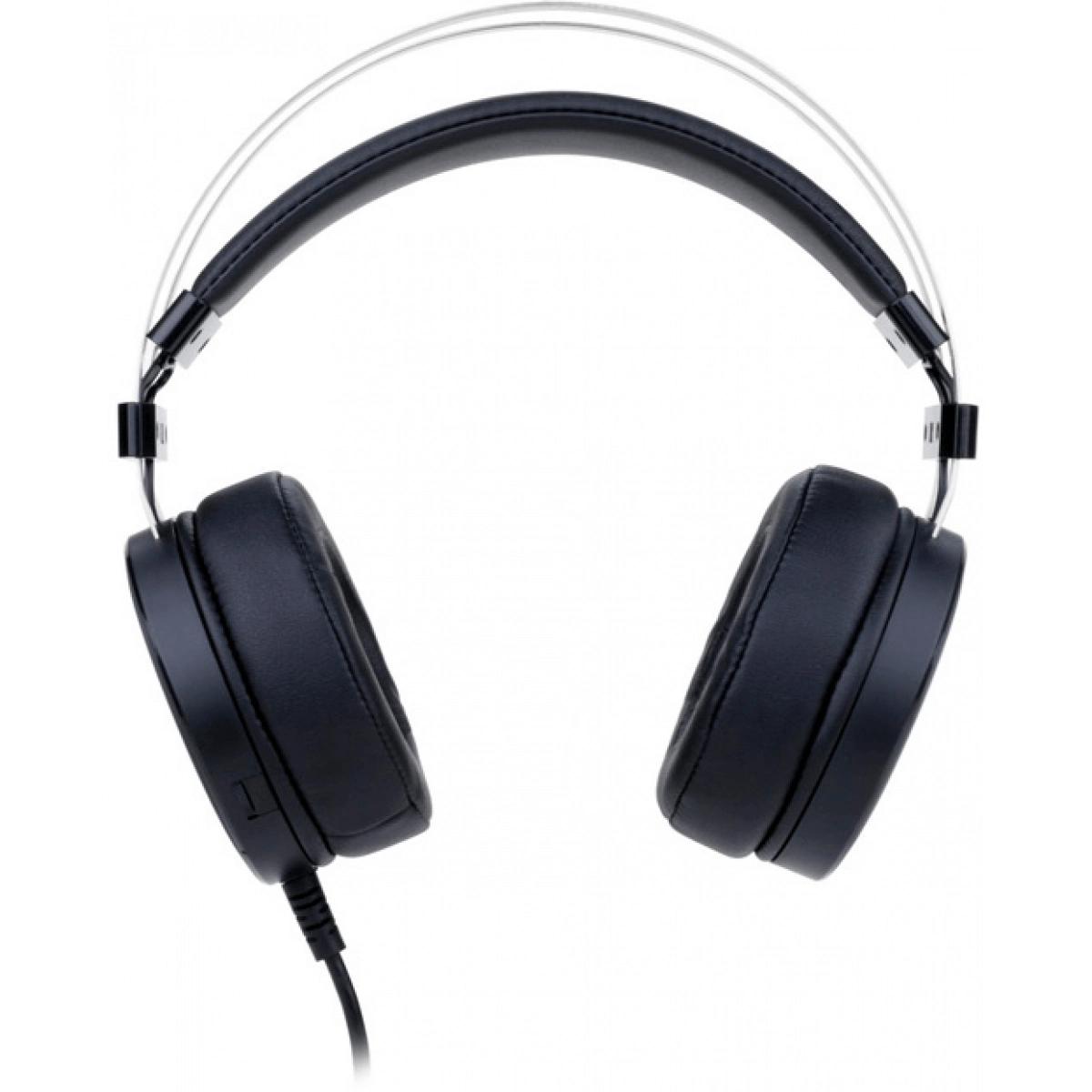 Headset Gamer Redragon Scylla H901 P2 PC PS4 Xbox One, VR e Mobile