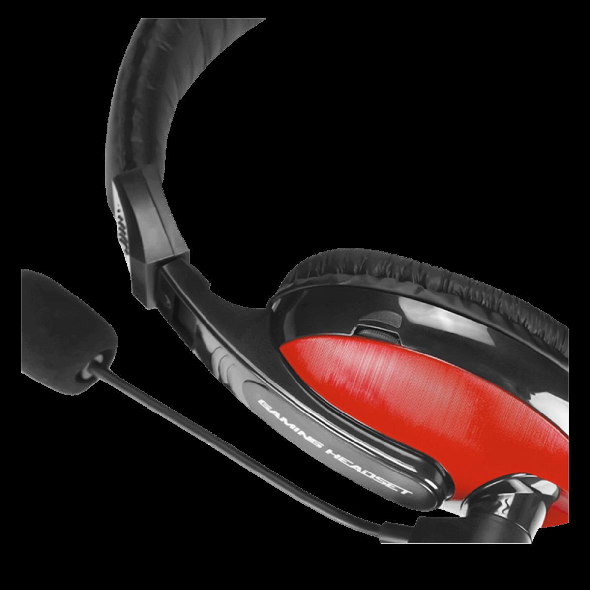 Headset Gamer Xtrike-ME HP-307 C/ Fio HP307BK