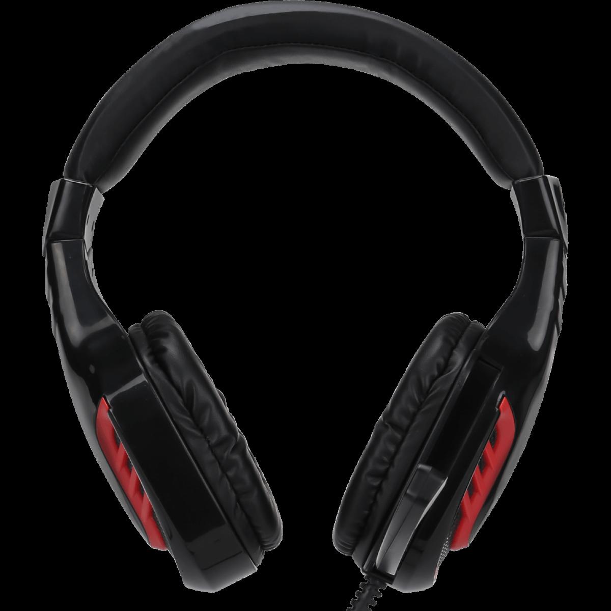 Headset Gamer Xtrike-ME HP-310 Black Red