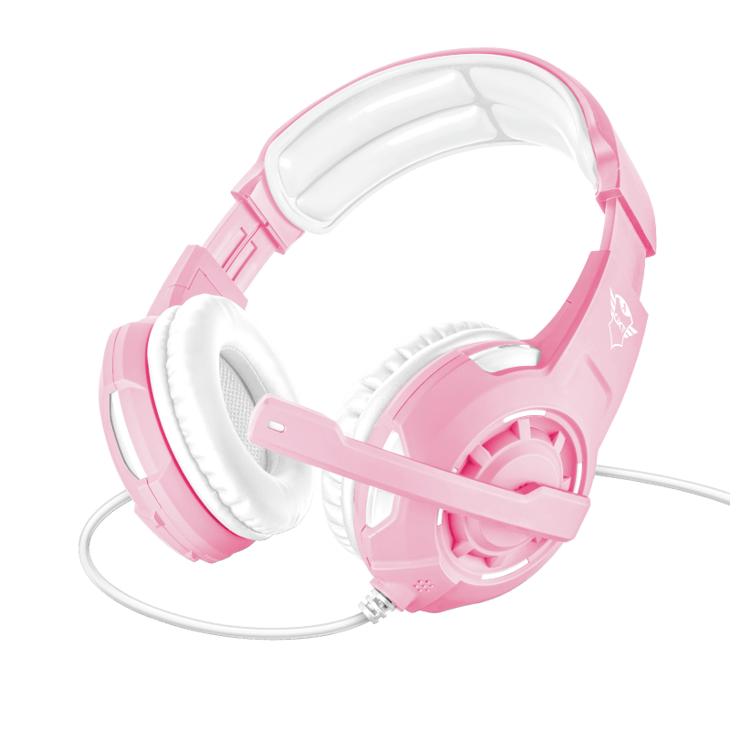 Headset Trust GXT 310P Radius Gaming Pink Pc, PS4, Xbox One, Switch - 23203